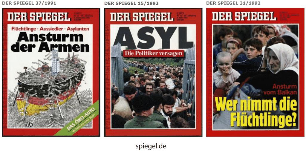 Germany in the last Asylum…