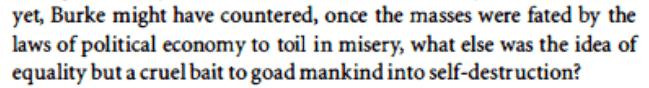 Polanyi on Burke and equality:…