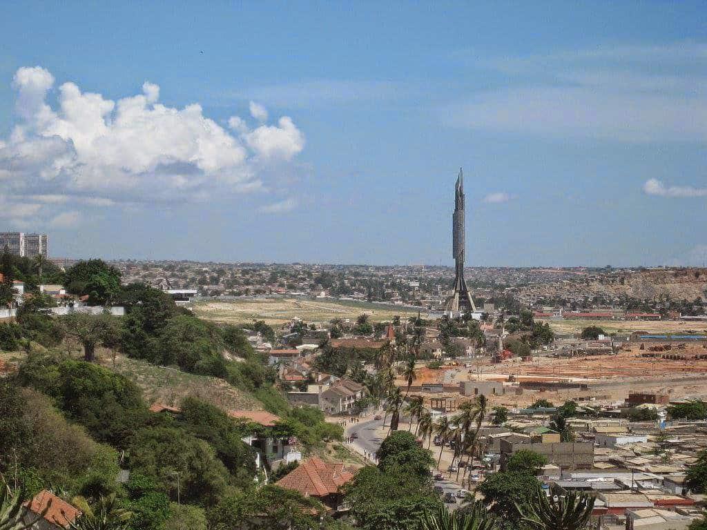 RT @BrutalHouse: Agostinho Neto Mausoleum Luanda,…