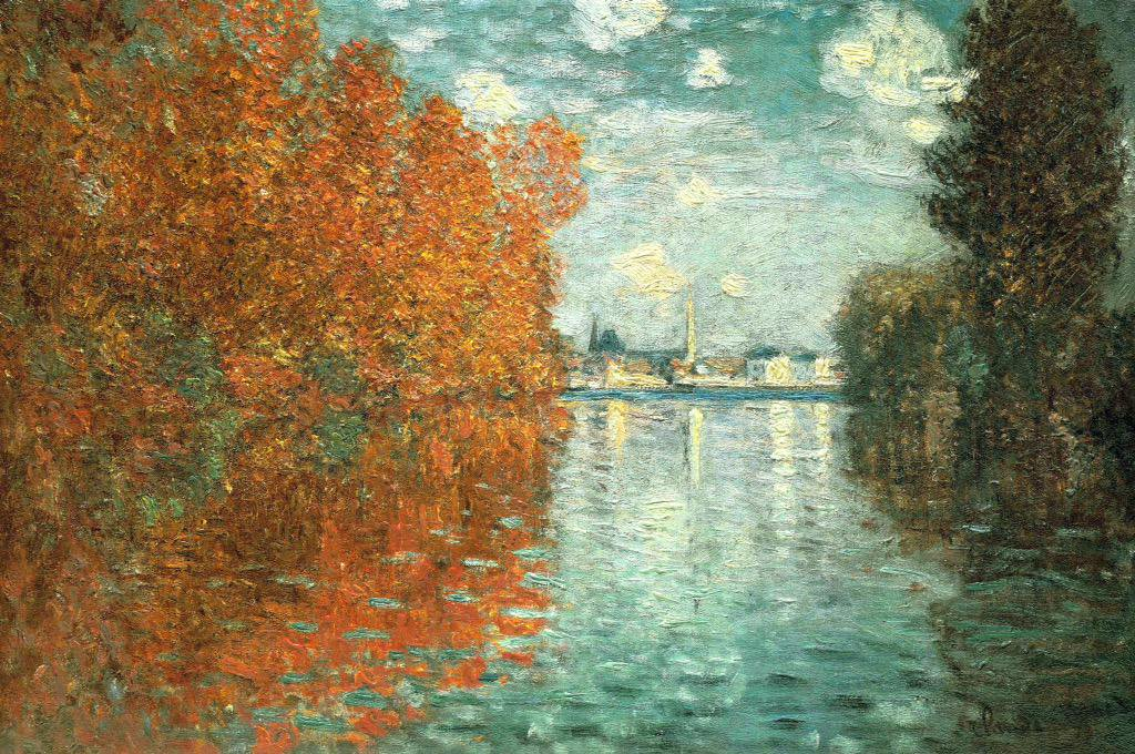 RT @EuropesHistory: Autumn at Argenteuil…