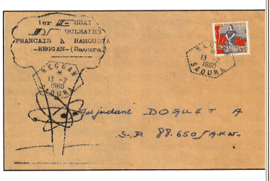 Postcard from the French nuclear…