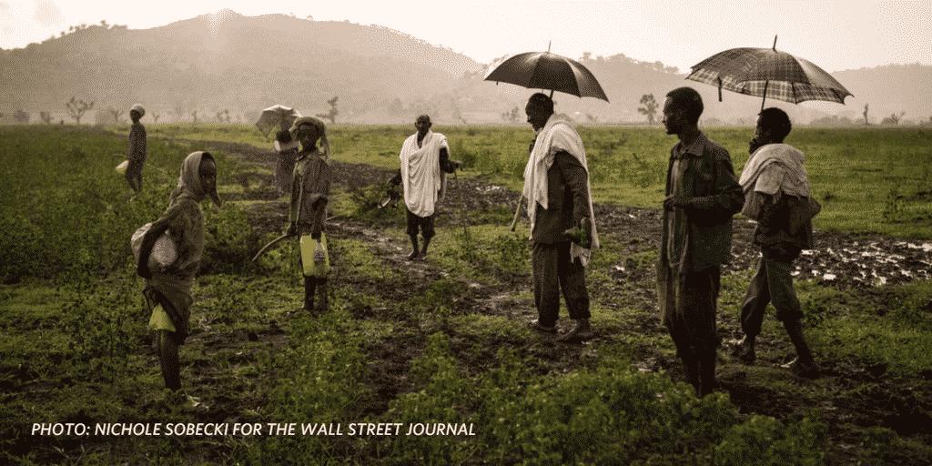 RT @WSJ: Inside Eritrea, where…