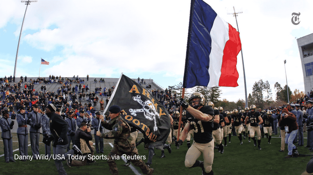 RT @nytimes: At West Point…
