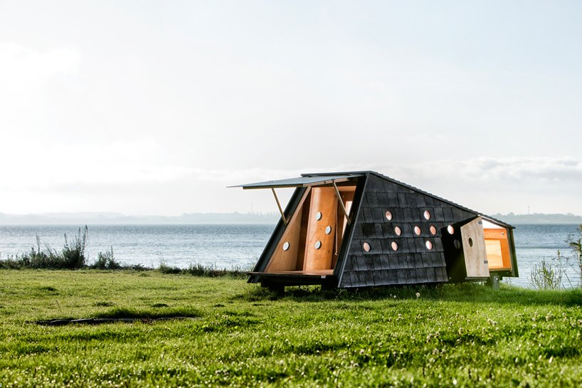 RT @designboom: these shelters have…