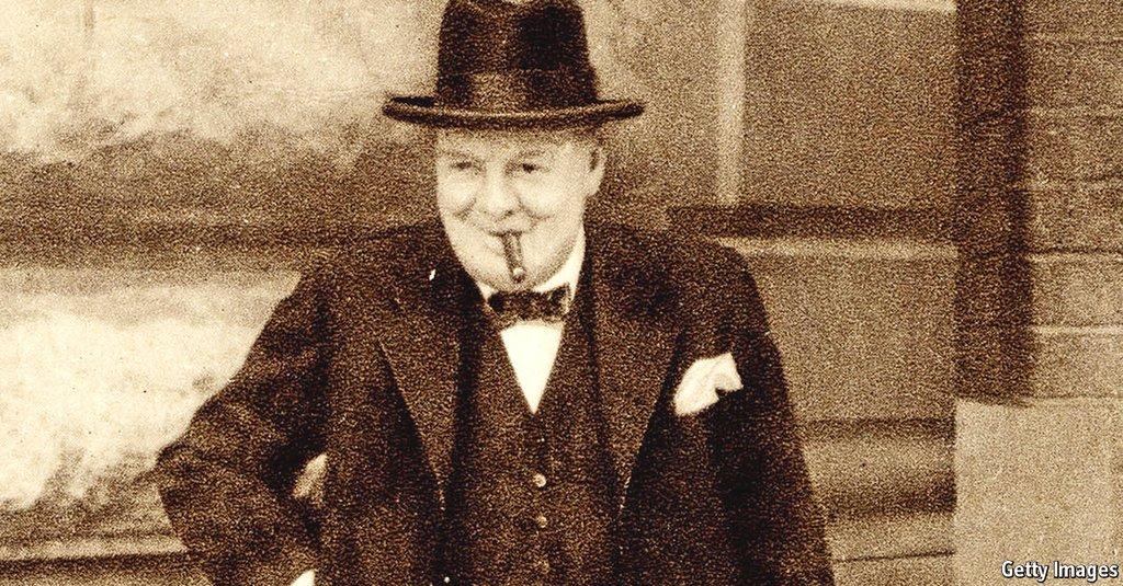 RT @TheEconomist: The Churchills spent…