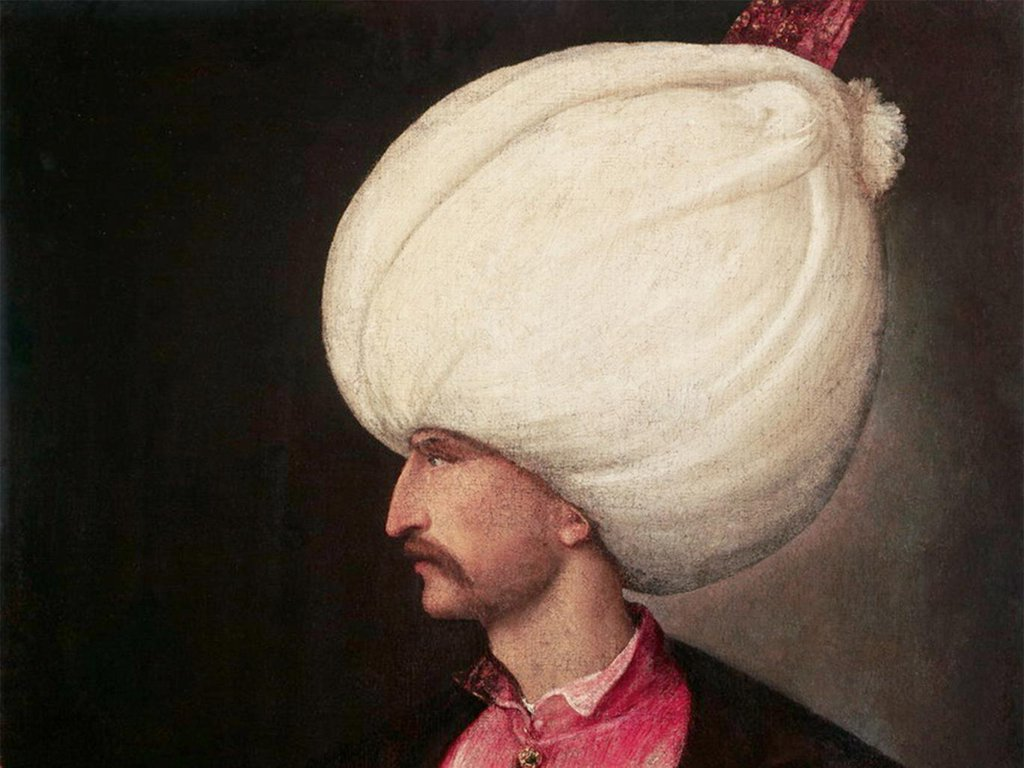 RT @charles_hawley: Tomb of Suleiman…