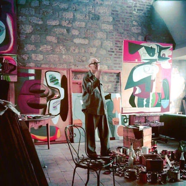 RT @BauhausMovement: Le Corbusier was…