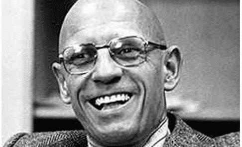 RT @openculture: Hear Michel Foucault…