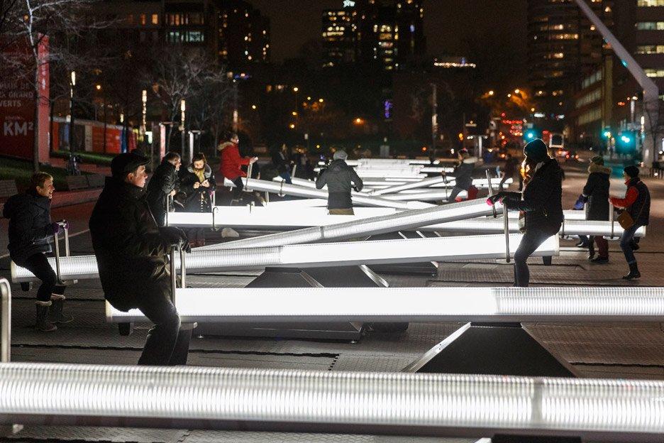 RT @Dezeen: Winter installation in…