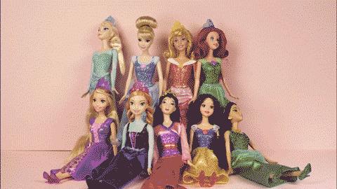 RT @business: How Disney's princesses…