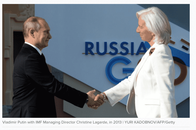 in happier days: lagarde and…