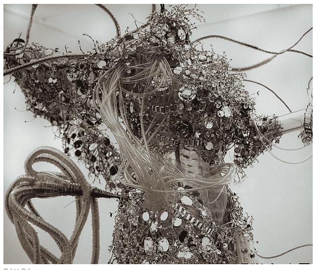 Lee Bul Apparition 2001 detail…