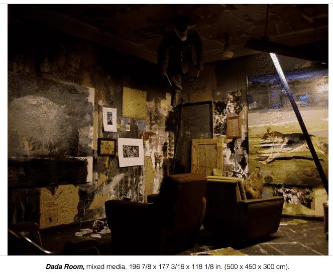 Adrian Ghenie The Dada Room…