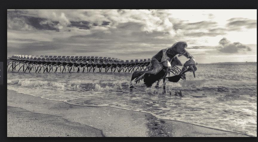 yuan yong ping Sea Serpent…