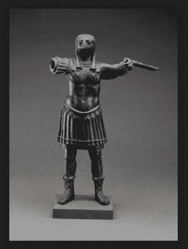 Horus as Roman Centurion https://t.co/yRgo6bkOW0 https://t.co/g4FZajjudD