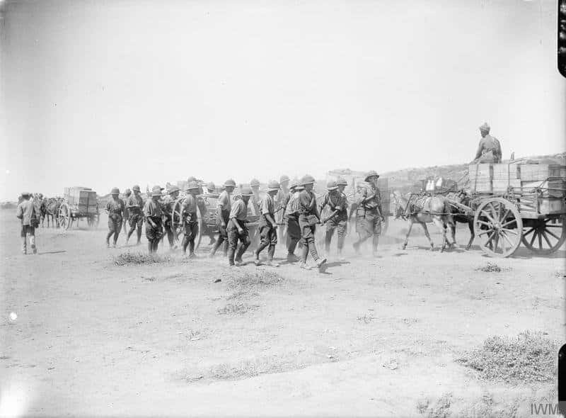 RT @CEGC_project: Troops hauling a…