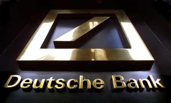RT @FT: Deutsche Bank says…