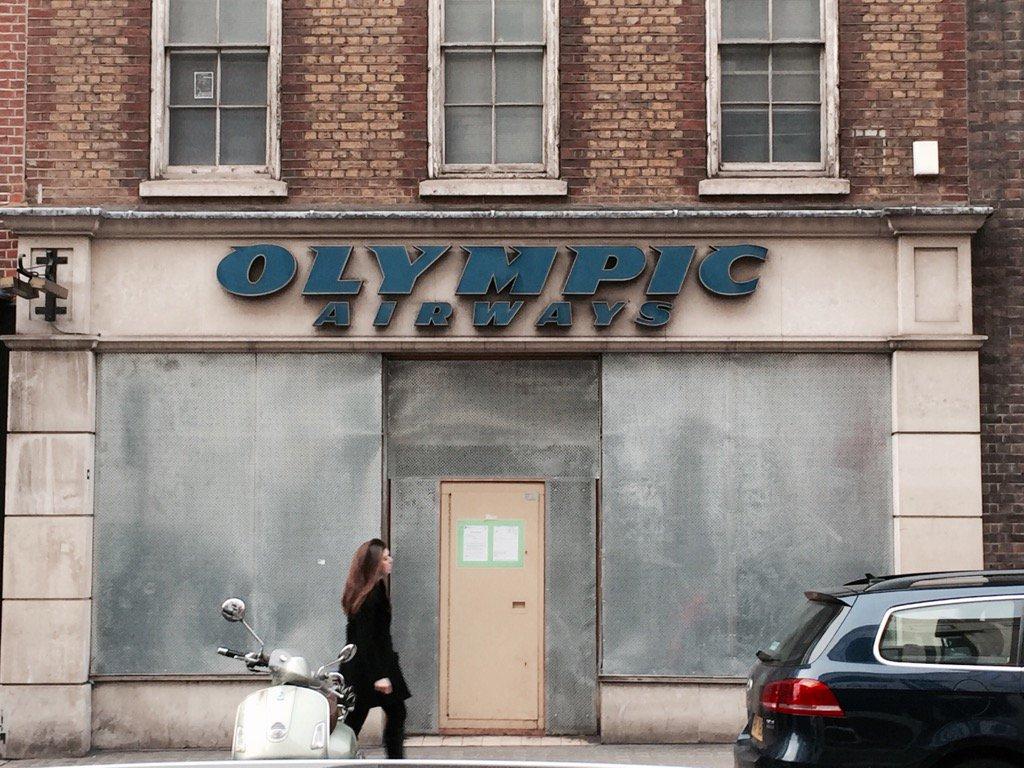 RT @Popular_Space: Olympic Airways -…