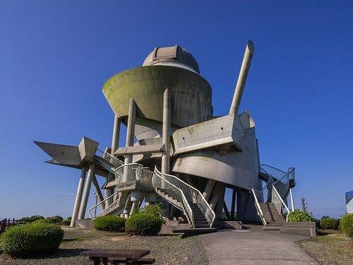 RT @Furmadamadam: Kihoku Observatory, Kagoshima…