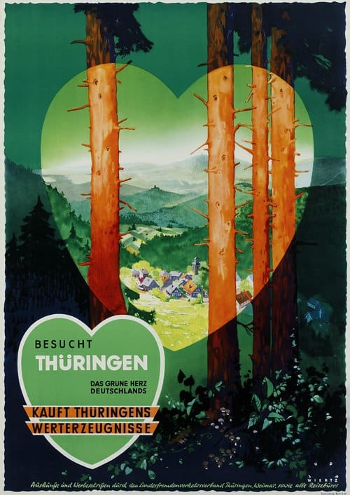 RT @GermanAtPompey: 'Besucht Thüringen -…