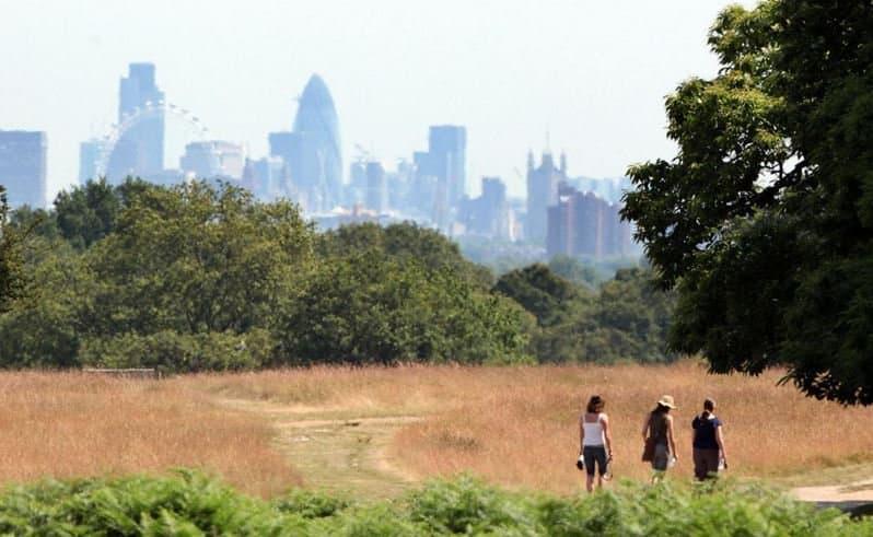 RT @standardnews: Best London views:…