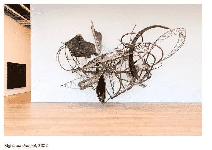 Frank Stella at the Whitney,…