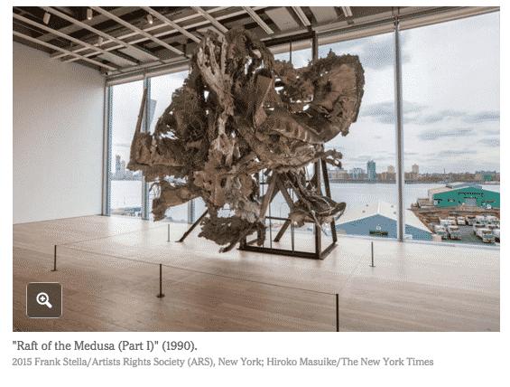 Stella Raft of the Medusa…