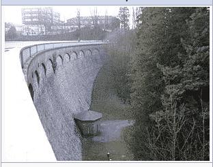 Eschbachtalsperre that inaugurated modern German…