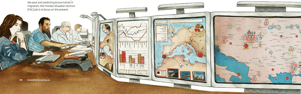 From Frontex at a glance:…