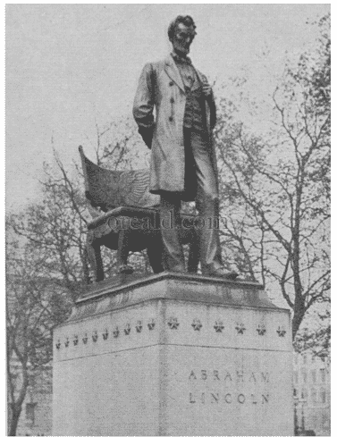 Radical affinities: The statue of…