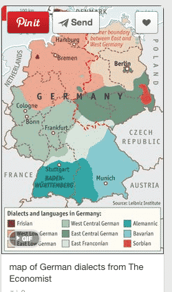 Rough guide to German dialects:…