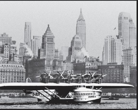 Extraordinary DO X Flying boat…