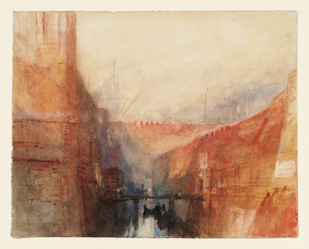 RT @Oniropolis: Turner's 'Venice: An…
