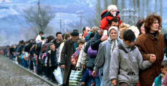 RT @BernardHarcourt: VIDEO Refugee Crisis…