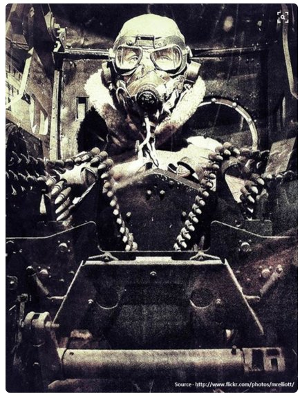 WWII tail gunner https://t.co/NdpT77y6wh