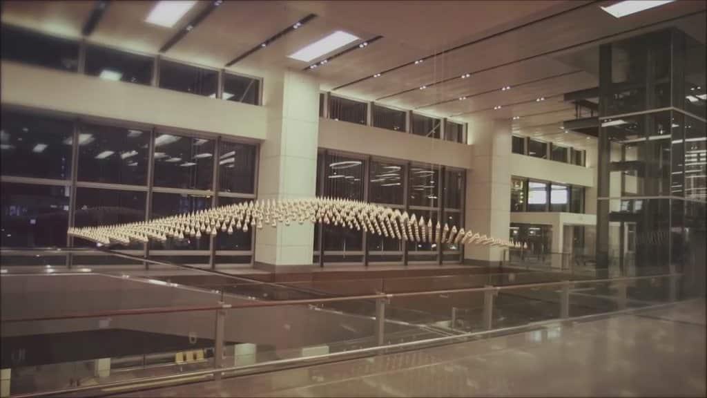 RT @ArchiloversCom: World's largest #KineticSculpture…
