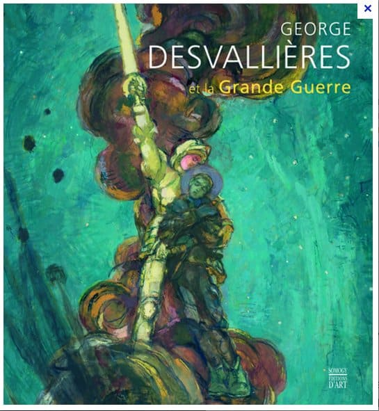 George Desvaillieres and the Great…