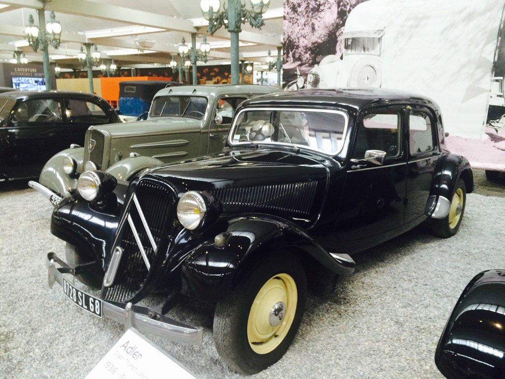 Remarkable Schlumpf car collection in…