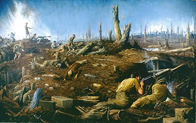 RT @ThirdYpres1917: Remembering the Battles…