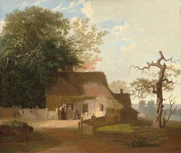 "RT @ngadc: In ""Cottage Scenery""…"