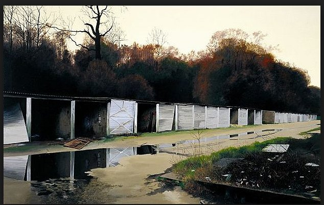 George Shaw The Fall (1999)…