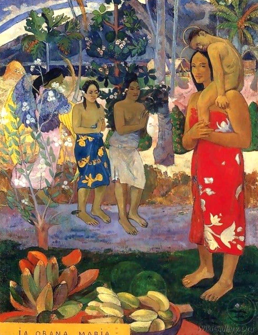 RT @FarisaKhalid: Paul Gauguin, born…