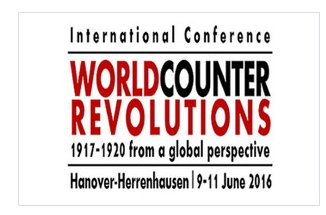 Promising opening to World Couunter-Revolutions…