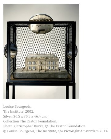 Bourgeois, The Institute - mirrored…