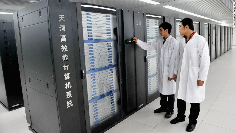 RT @cnntech: China is putting…