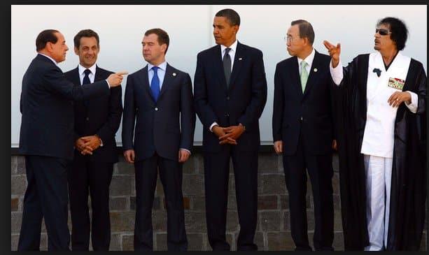 G8 plus guest July 2009.…