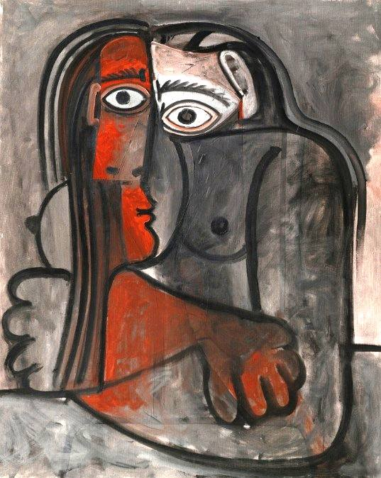 Retweeted Mordecai (@MenschOhneMusil):  Pablo Picasso, -…