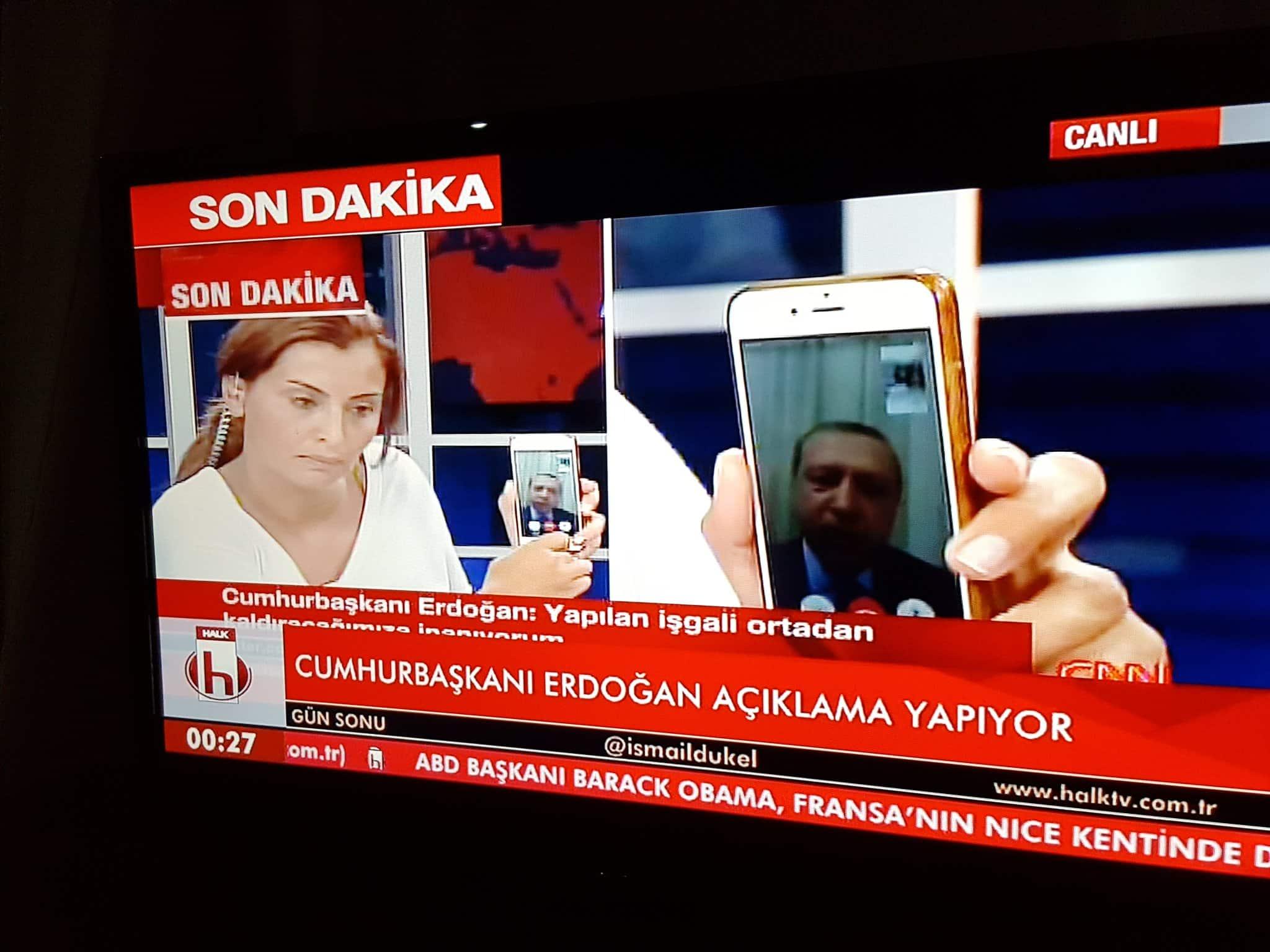 RT @Conflicts: BREAKING: Erdogan encourages…