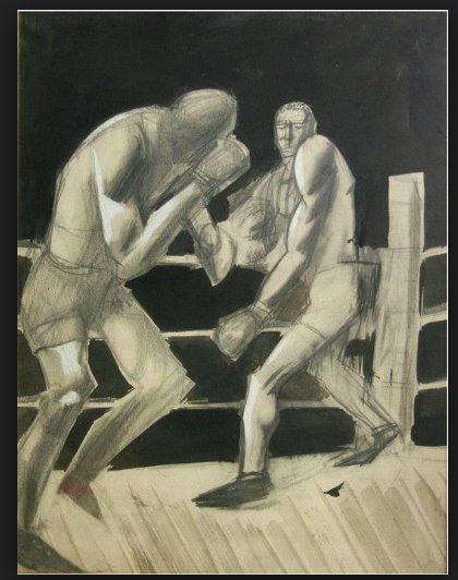Mario Sironi, a force, ambiguous…