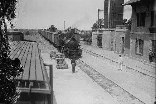 RT @IraqiPic: Baghdad, the train…